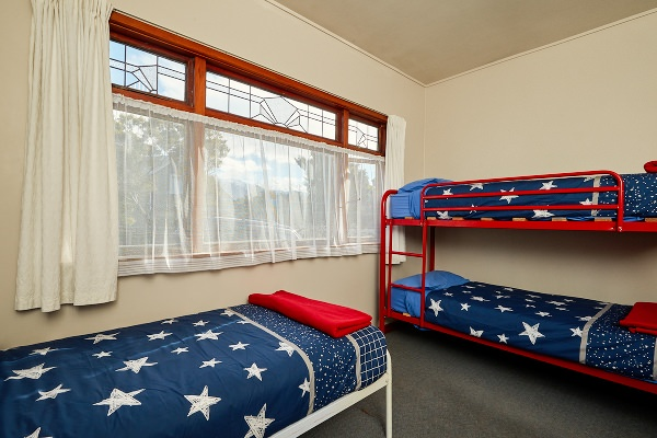 Room 4 - Single Bed in 4 Bed Dormitory