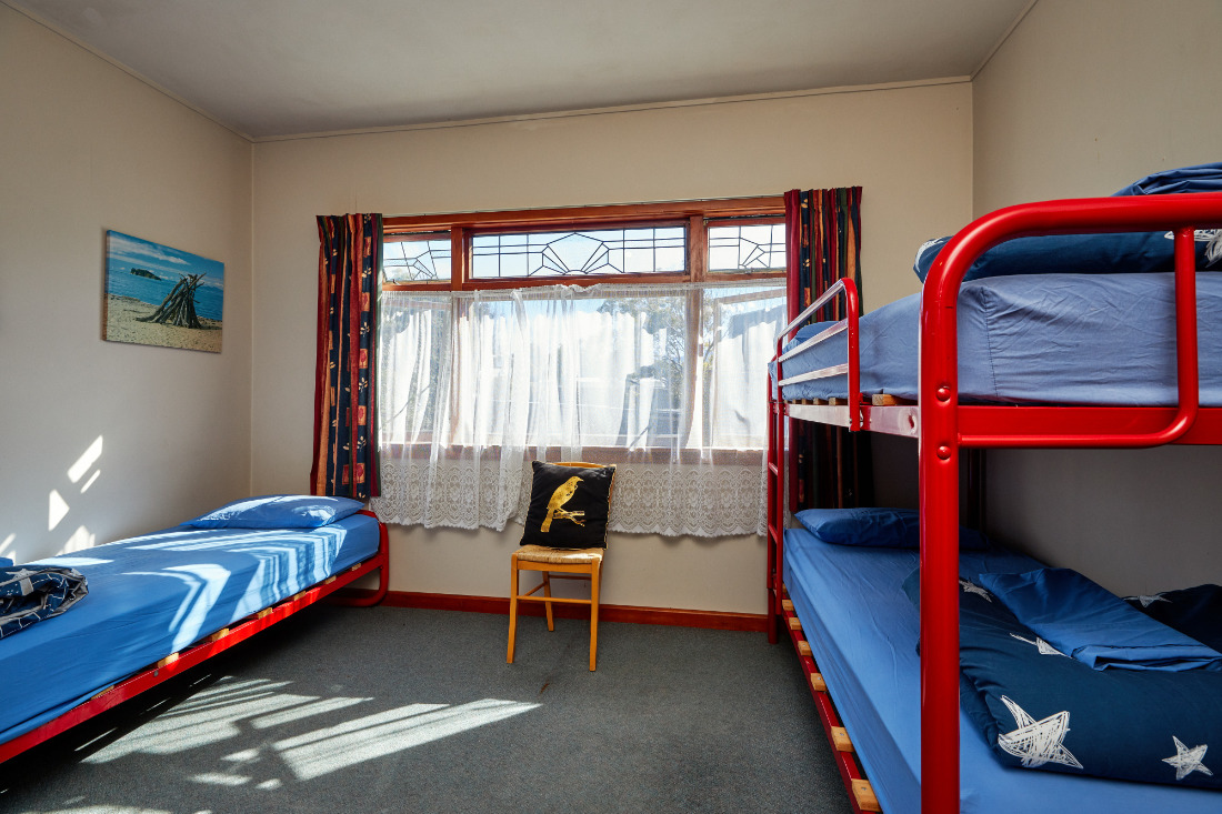 Room 5 - Single Bed in 5 Bed Dormitory