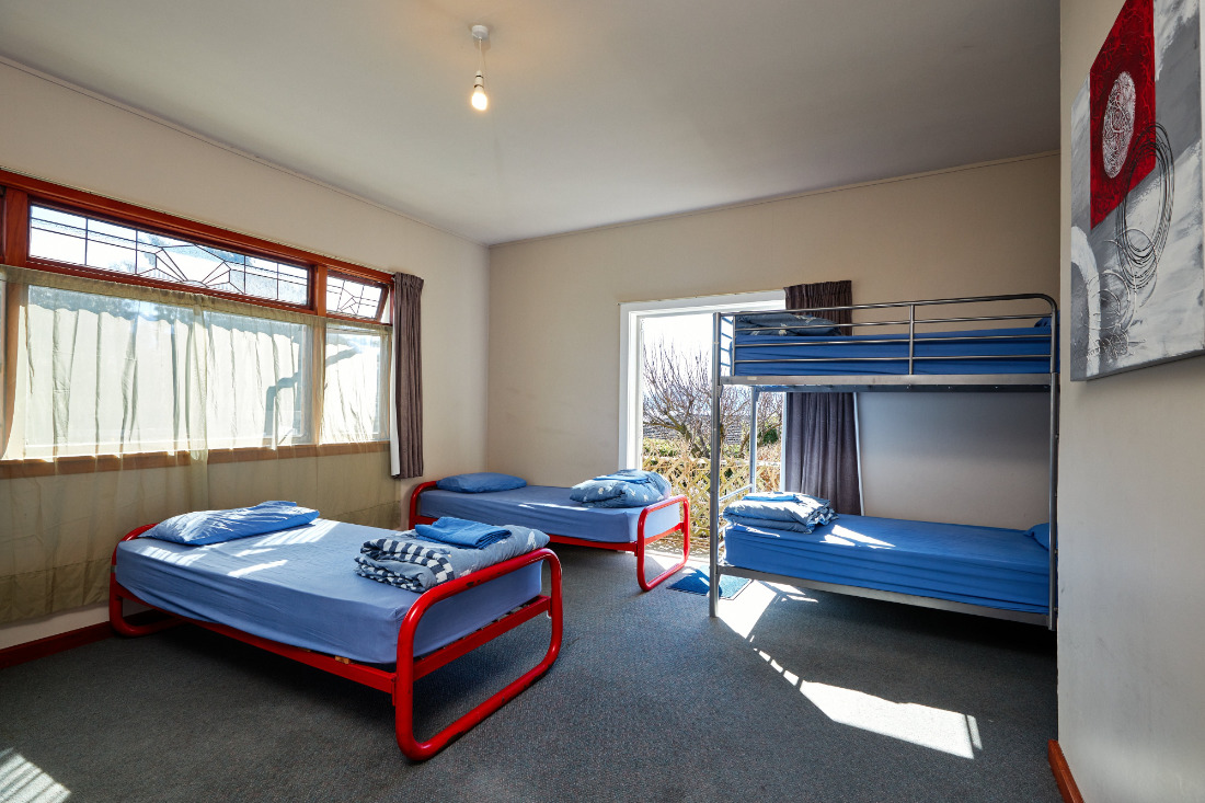 Room 6 - Single Bed in 6 Bed Dormitory